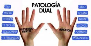 Patología dual - Adicciones y enfermedades mentales - Centro de desintoxicación en Madrid - Metta Alpha - MettaAlpha - Centro de desintoxicación
